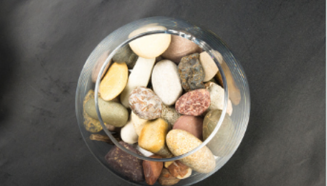TIME MANAGEMENT EXPLAINED WITH THE ROCKS AND SAND ANALOGY