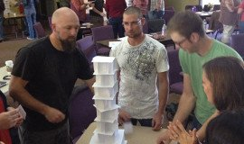 The Tallest Tower Team Building Activity
