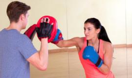 Team Building activities self-defence