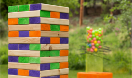Team Building activities game stations