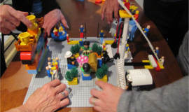 Team Building activities the LEGO® SERIOUS PLAY® methodology